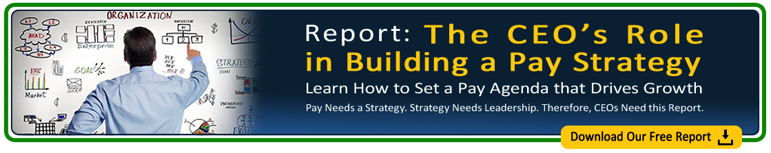 CEO's Role in Building a Pay Strategy