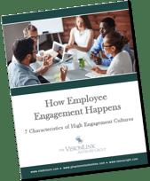 How Employee Engagement Happens Report