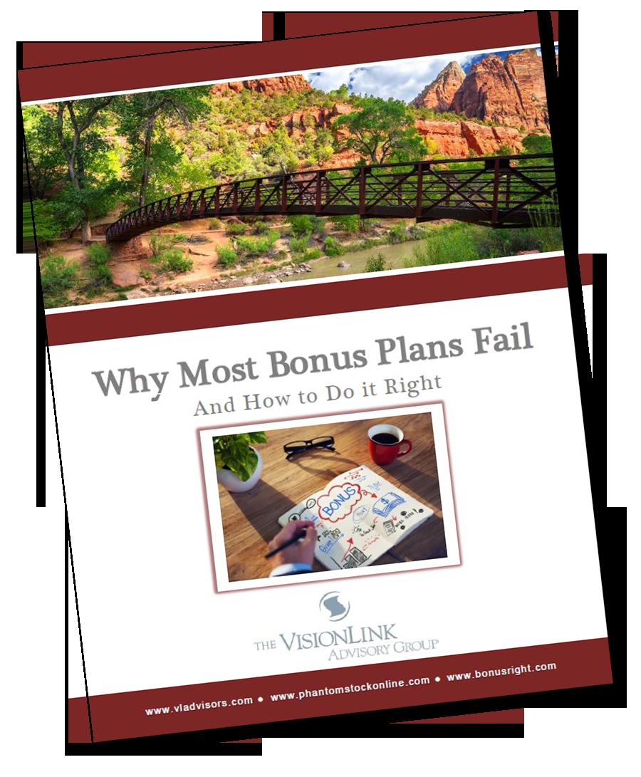 Why Do Most Bonus Plans Fail?