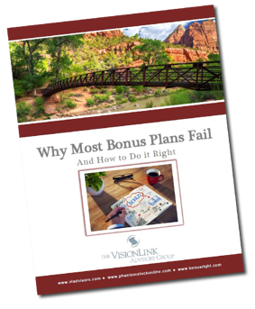 Why Do Most Bonus Plans Fail?