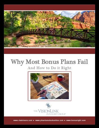 Why Most Bonus Plans Fail Report