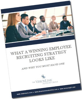 Winning Employee Recruitng Strategy Looks Like White Paper
